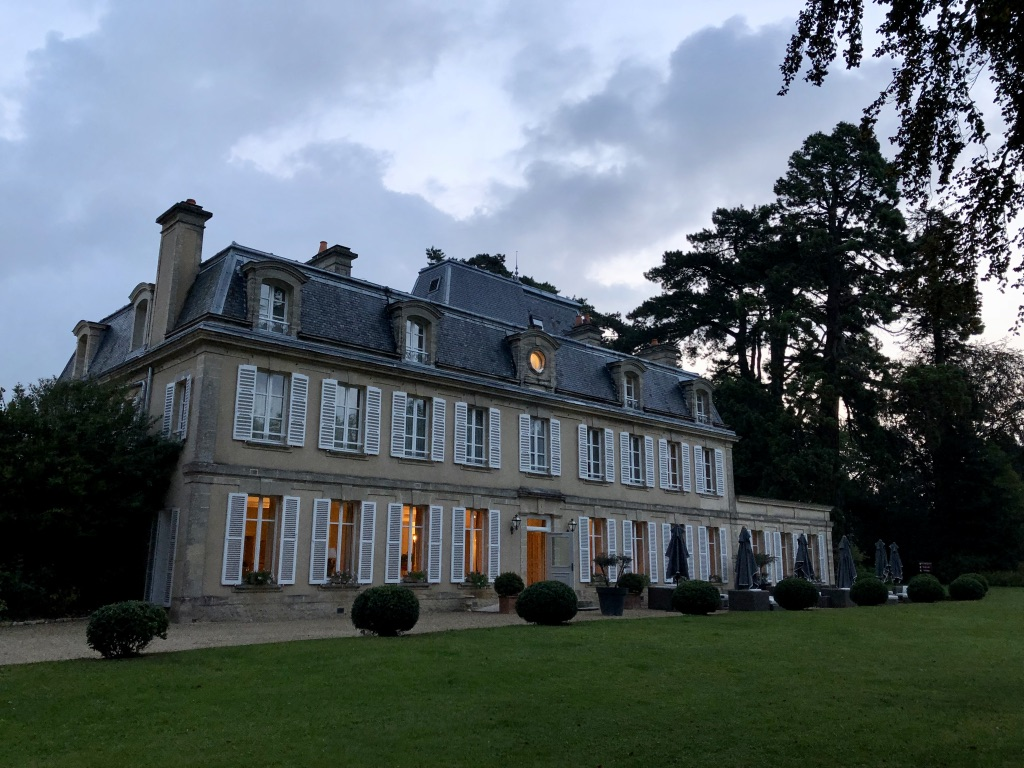 Normandy Travelogue - Chateau La Cheneviere