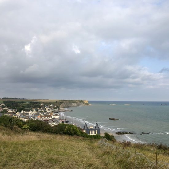 Normandy and the D-Day Sites Arromanches
