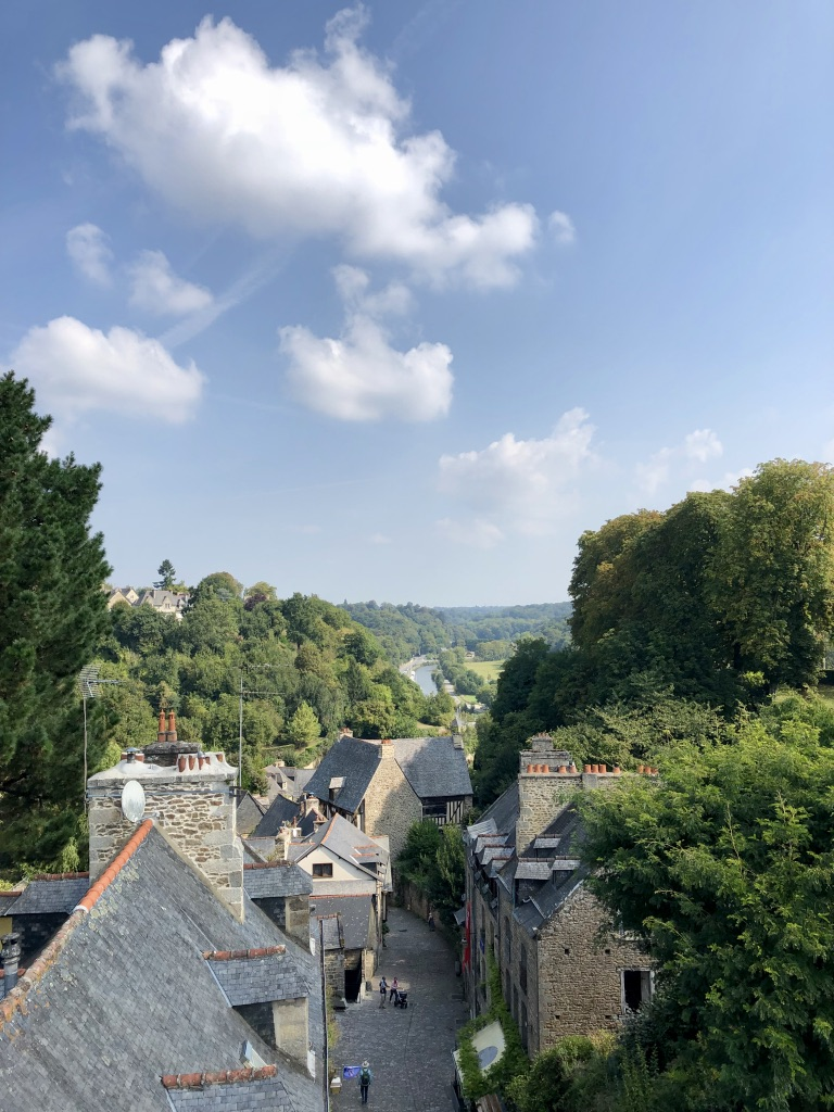 Brittany Travelogue - Dinan